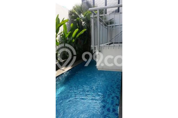 Dijual Townhouse Exclusive Ada Privete Pool Strategis di Ampera Raya Jaksel 17307703