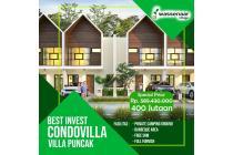 Villa Strategis Di Puncak Strategis Dekat Pasar Dan Faskes