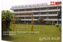 Industrial Property for Sale at Jababeka II Lokasi sangat strategis