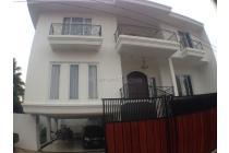 Rumah Kompleks DPR Kemanggisan Jakarta Barat