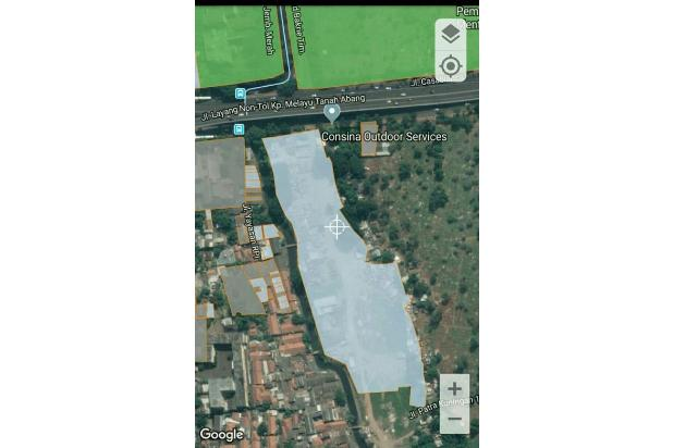Rp1,61trily Tanah Dijual