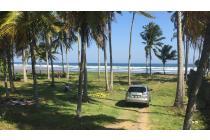 Tanah Pinggir Pantai di Pekutatan, Jembrana, Bali