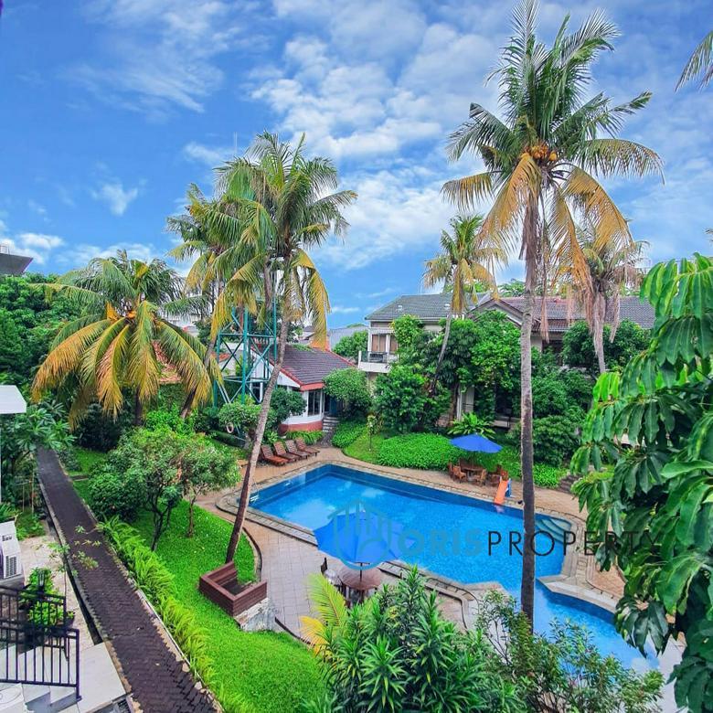 Cipete Dekat Stasiun Mrt Rumah Nuansa Resort Bali T B 130 200