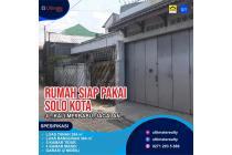 Rumah Siap Pakai Murah di Jagalan Surakarta