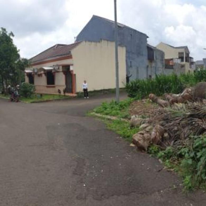 Tanah/Kavling siap bangun dekat Alam Sutera, Bukit Serpong Mas