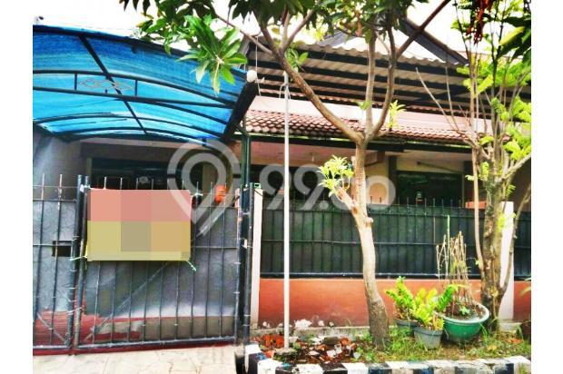 Rumah Griya Babatan  wiyung murah dan bagus lt 200.m2 dimensi 20x10 shm 4 14371049