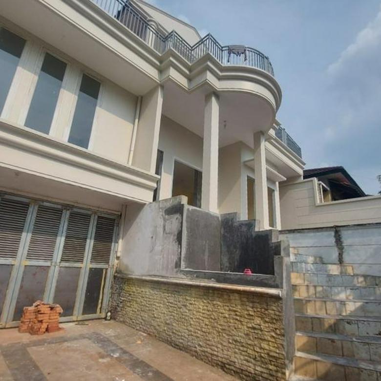 Rumah Megah Siap Huni di Bukit Cinere Indah