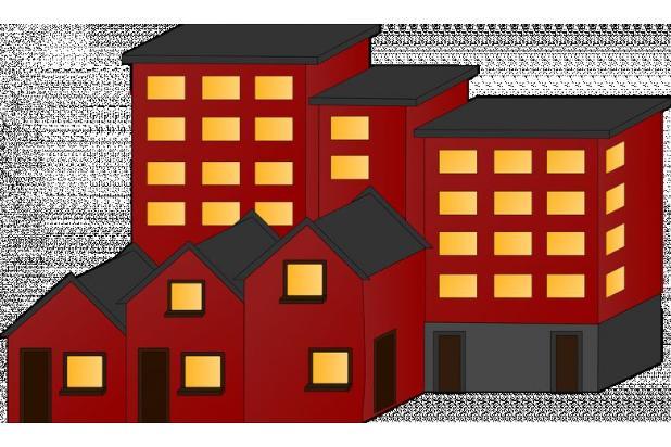 Rp125mily Gedung Bertingkat Dijual