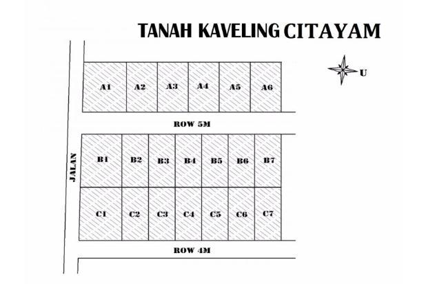 Lunas Tanah Tunai Potongan 100 Jt di Perumahan Bojong Gede 14419316