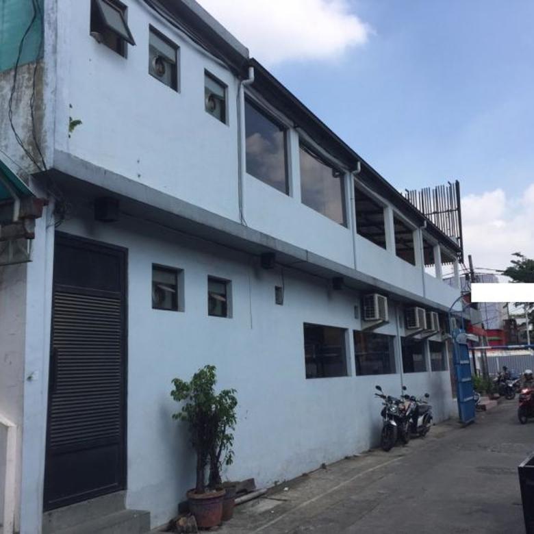 PALING MURAH !! RUKO LOKASI JL RAYA di Boulevard Kelapa Gading