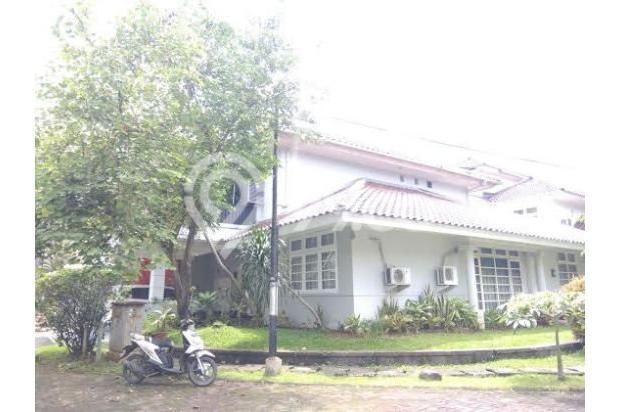 Dijual Rumah Asri Hook di River Park Bintaro, Tangerang Selatan 17826663