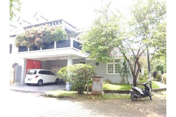 Dijual Rumah Asri Hook di River Park Bintaro, Tangerang Selatan 17826668