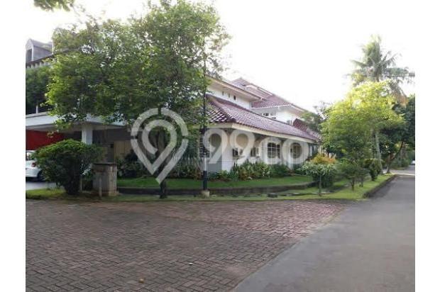 Dijual Rumah Asri Hook di River Park Bintaro, Tangerang Selatan 17826670