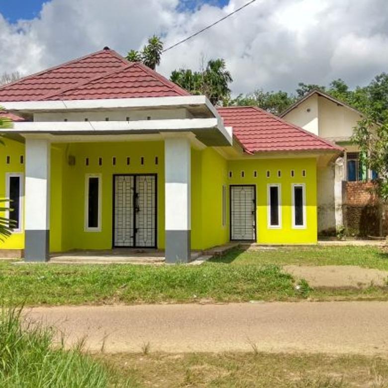 Rumah Tipe 102 m2+Tanah 244 M2 tidak jauh dr Hutan Kota Mayang