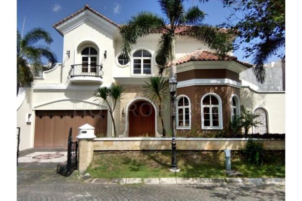 Rumah Mewah Perumahan Cluster Elit Casa Grande Yogyakarta, Harga Nego 12299020