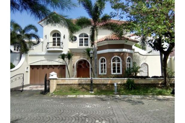Rumah Mewah Perumahan Cluster Elit Casa Grande Yogyakarta, Harga Nego 12299021