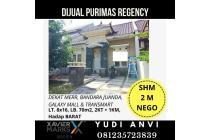 DIJUAL PURIMAS REGENCY