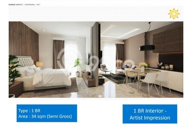 Apartemen Baru Vasanta Innopark MM2100 Cibitung Harga Mulai 279Jtan 17996626