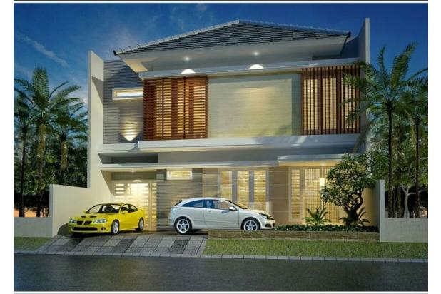 NEW GRESS Rumah LUX FULL Granit Dan Marmer Araya2 (2 Master BR) 14552079