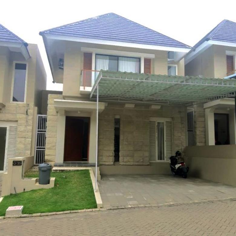 Rumah 2 Lantai Apik di Citra Grand Mutiara