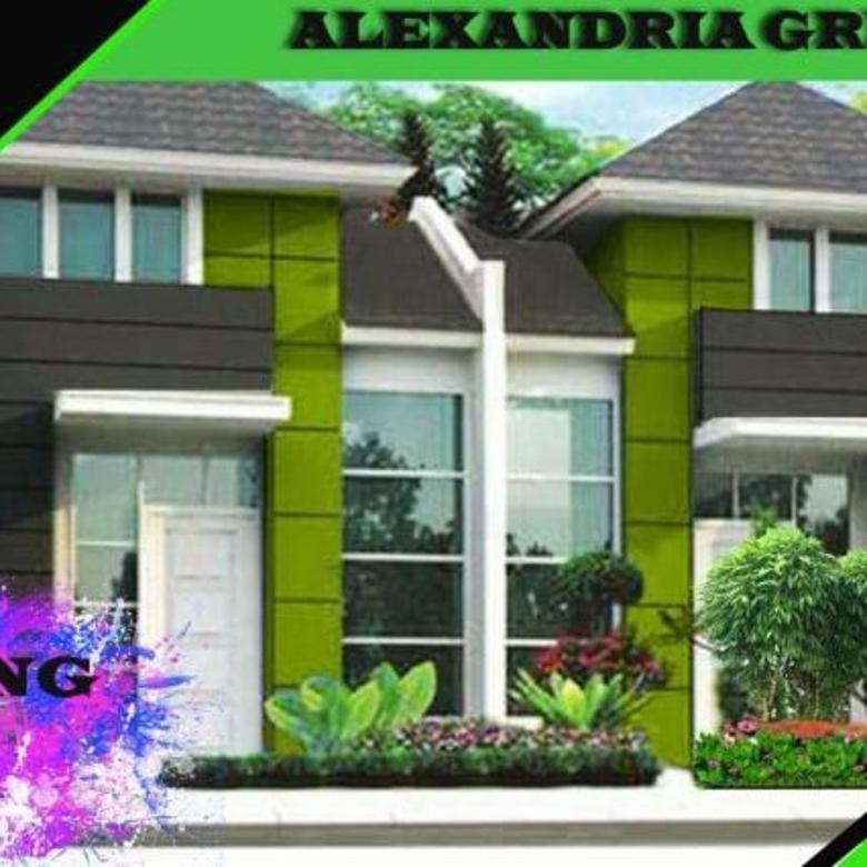 Dijual Rumah Alexandria Queen Topaz