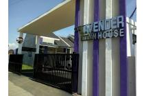 Rumah - De lavender town house Cilodong cukup bayar 5 juta langsung akad