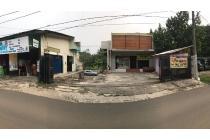 Rumah Cibubur Luas Strategis, Ada kios & Kostan Sejuk Nyaman