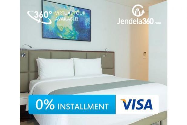 OakWood Suites La Maison 3BR Fully Furnished (installment 0%) 11064906