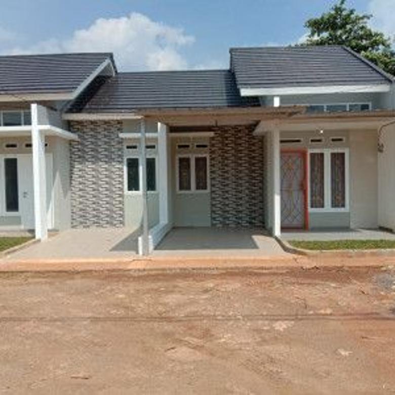 Cluster murah fasilitas kolam renang di Mustikajaya (prop836)