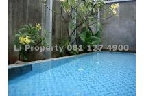 DISEWAKAN rumah Gajahmungkur, Swimm pool, Semarang Selatan, Rp 200jt/th