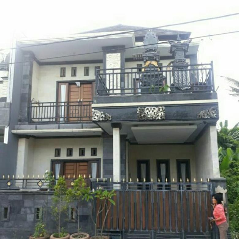 Rumah Tingkat Lantai.2 super exclusive Murah Mewah Sempidi Bad