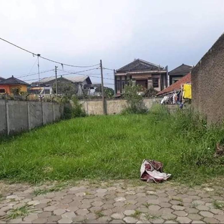 Tanah 265m Strategis Siap Bangun dekat Borma Cijerah Bandung