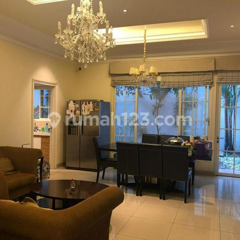 Rumah Katamaran Indah Pik, renov, siap huni, Luas 200m2, Pantai Indah Kapuk, Jakarta Utara