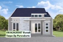 Rumah dijual tanpa DP dan Bebas bea KPR di purwokerto