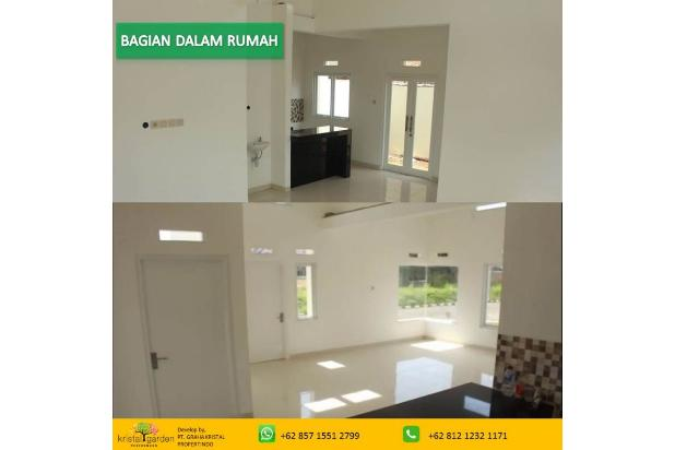 Rumah 2 lantai DP Ringan Free KPR Kristal Garden Cibinong dekat Stasiun 15146418
