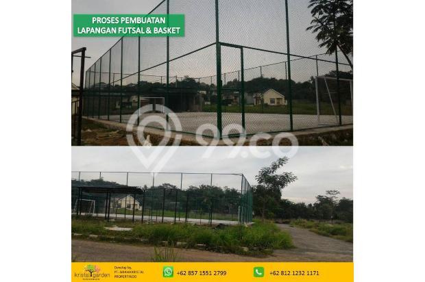 Rumah 2 lantai DP Ringan Free KPR Kristal Garden Cibinong dekat Stasiun 15146422