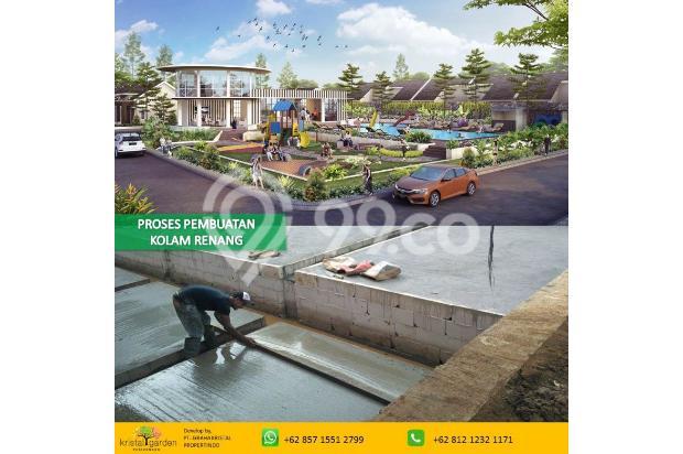 Rumah 2 lantai DP Ringan Free KPR Kristal Garden Cibinong dekat Stasiun 15146424