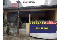 KODE :08570(Gd) Rumah Dijual Sunter, Hadap Selatan, Luas 6x12 Meter