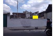 Tanah Dijual Utara Pasar Ngasem Di Pusat Kota Jogja