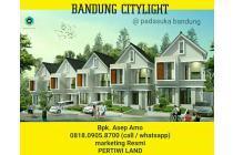 Rumah dijual Murah 800jt an di Bandung Utara Padasuka dekat Gasibu