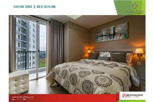 Rp898jt Apartemen Dijual