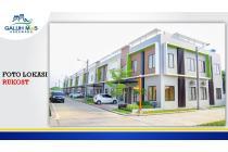 Dijual Rukos Baru 2LT Strategis di Galuh Mas Karawang