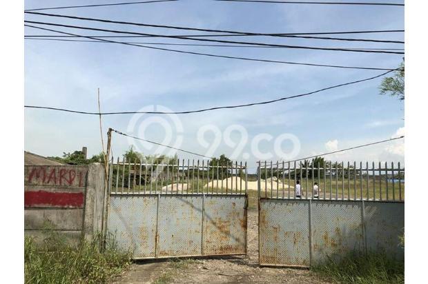 Dijual Tanah lokasi strategis  relative murah serang banten. 14604292