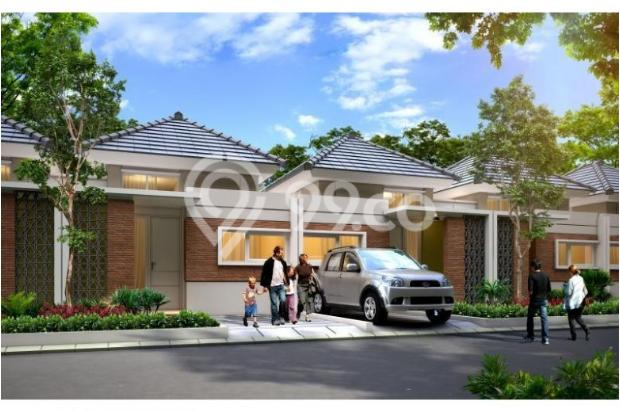 Cluster di Kawasan Bukan Kavelingan, Dijual Rumah Sawangan TOP Residence 9407624