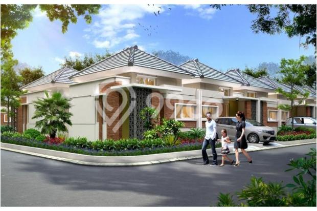 Cluster di Kawasan Bukan Kavelingan, Dijual Rumah Sawangan TOP Residence 9407627