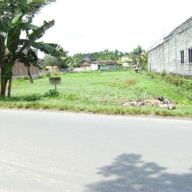 Tanah di Parangjoro Sukoharjo