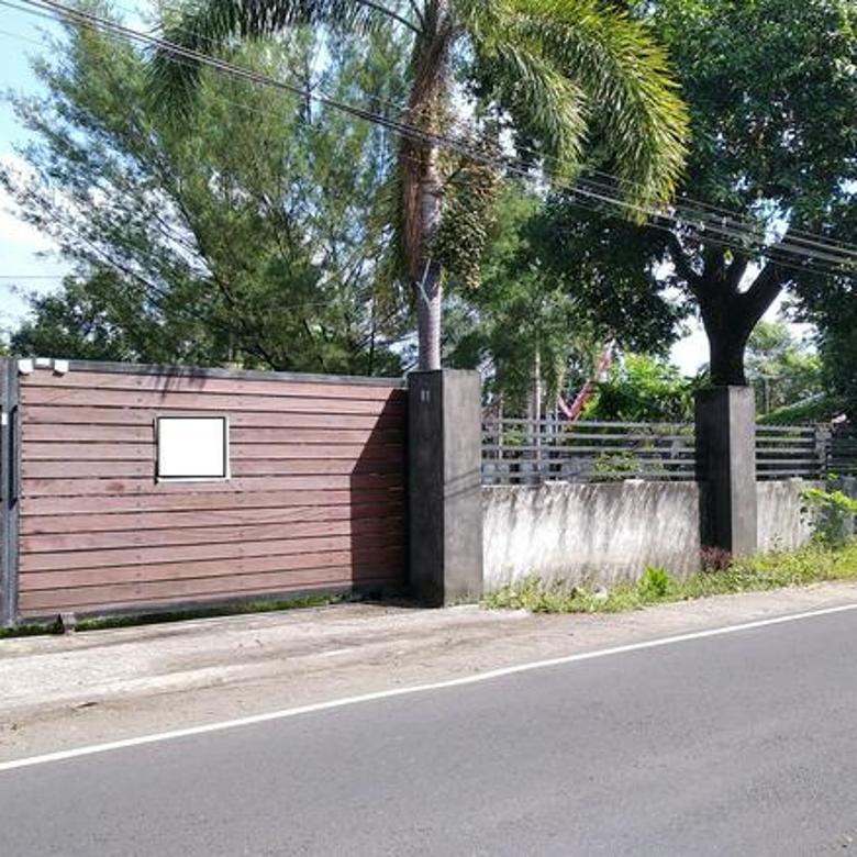 Tanah di jalan pariwisata no.81 Monjok Mataram
