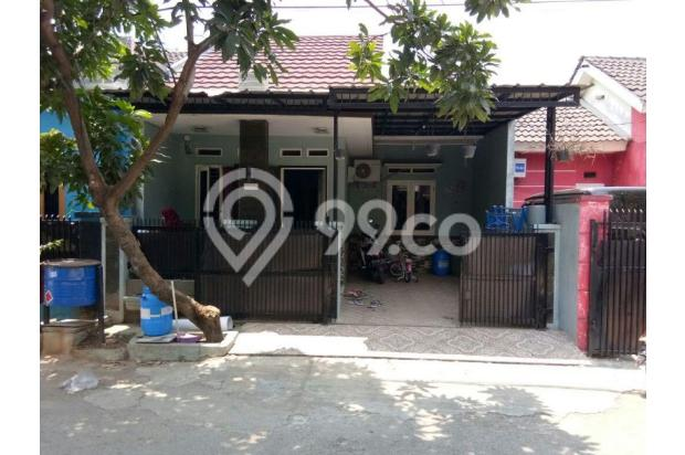 Rumah Full Renovasi dekat Polsek dan Kecamatan Cikarang Barat 13697400