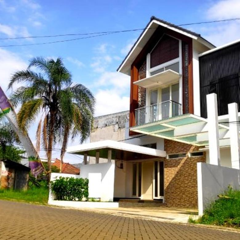 Dijual Rumah Baru 2 Lantai Siap Huni di Tidar Malang