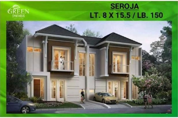 Rp3,07mily Rumah Dijual